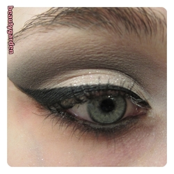Cut crease avec la It palette Sephora