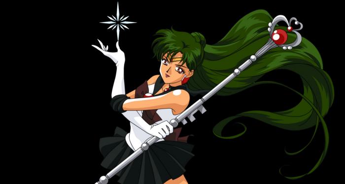 Sailor Pluton, Miku ( Luna- )