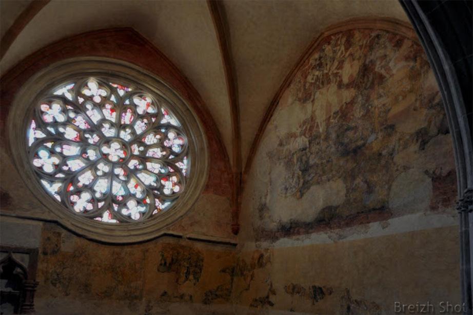 Kernascléden : La fresque murale de la danse macabre a été restaurée trop tardivement