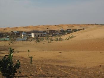 mauritanie route de l'espoir 1