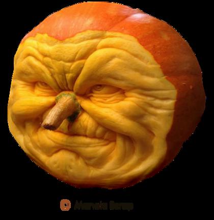 les jolies citrouilles d'halloween 2