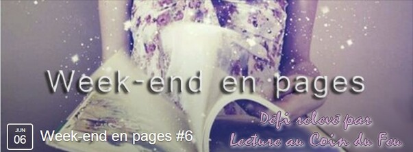 Week-end en pages (Session 6 - Juin)