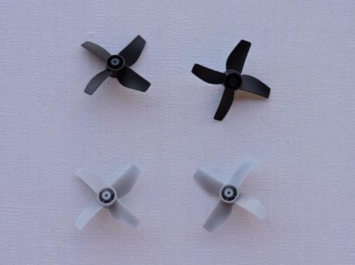JJRC - Hélices pour H36 gris