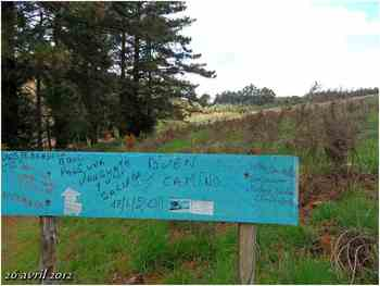 (J22) San Roman da Retorta / Melide 26 avril 2012 (2)