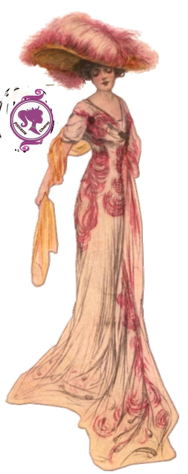 Tubes: Femmes victorienne
