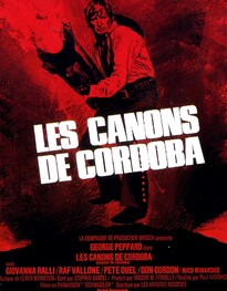 LES CANONS DE CORDOBA BOX OFFICE FRANCE 1971
