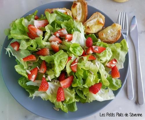 Salade Fraisie 3