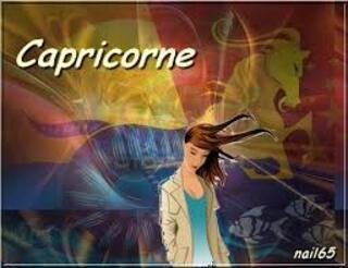 "La femme ""Capricorne"""