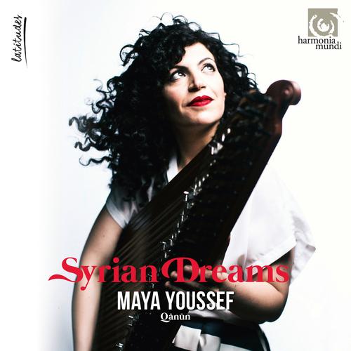 Maya Youssef - Syrian Dreams (2017) [Instrumental World Music]
