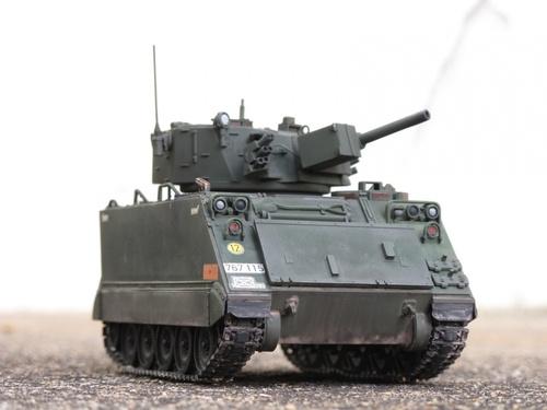 Le M113 FSV Tamiya