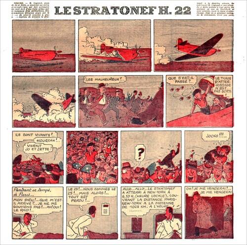 Hergé, Jo Zette & Jocko