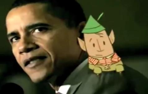 Obama's Elf
