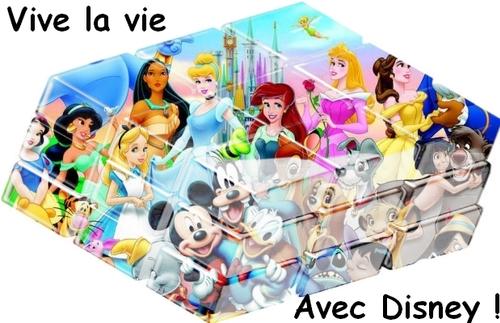 HEADER version Disney !