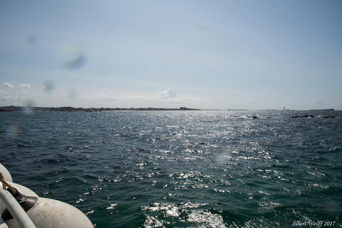 BZH 2017 - retour de l'île Vierge