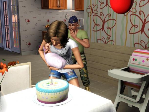 Chapitre 11 : Deux gâteaux moins un !