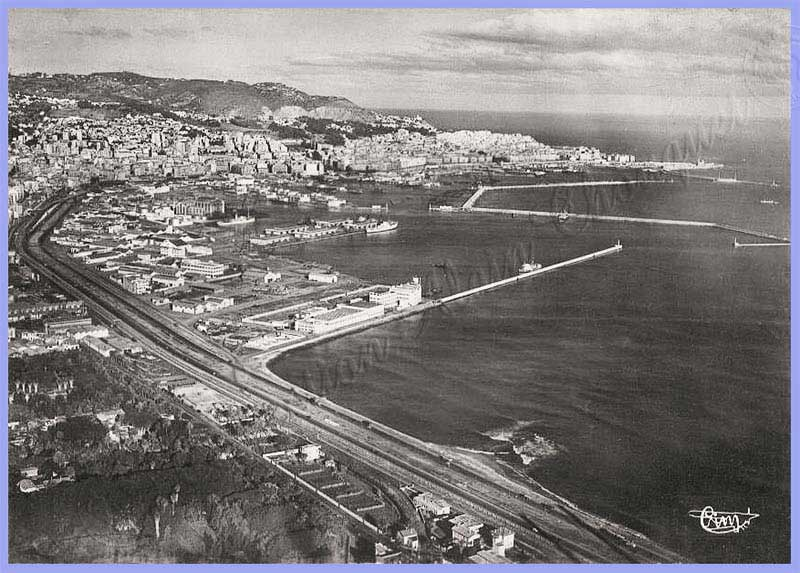La Ville et le Port.