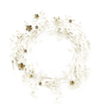 Différents tubes finements ciselés