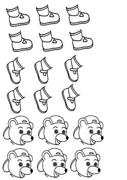 Dessin du bonhomme - ours