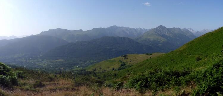 Val d'Azun au col de Couret