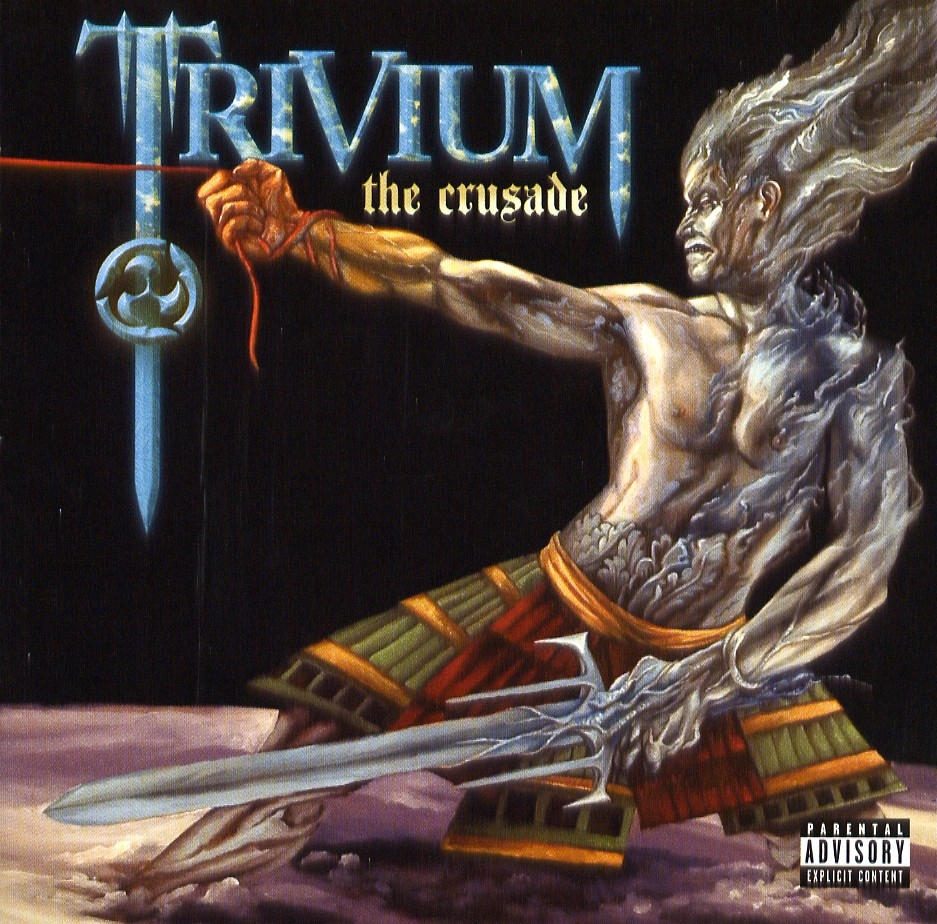 Trivium - The Crusade - Front