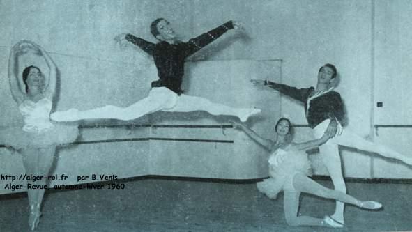 danseurs alger revue 1960