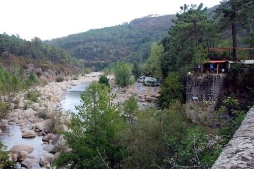 La Solenzara et le camping