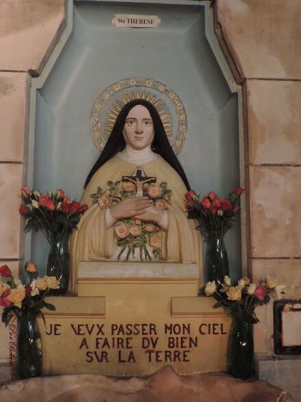Biarritz (64)  notre Dame du Rocher
