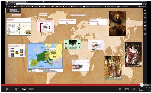 Créer un mur d'informations - PADLET - outil collaboratif
