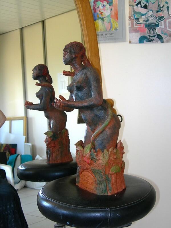 Dimanche - Un coup d'oeil dans le rétro : R'Ève d'Afrique