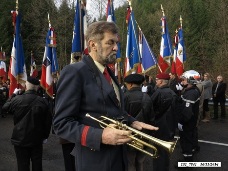 * 15 novembre : CHAMPAGNEY a commémoré sa Libération ! Les cérémonies officielles