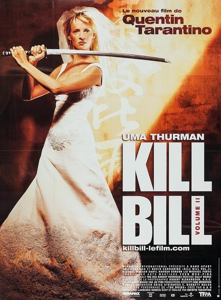 KILL BILL 2 BOX OFFICE FRANCE 2004