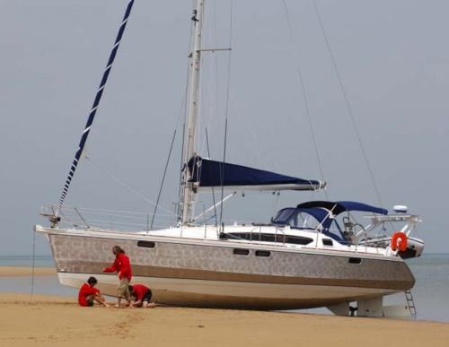 Le bateau technique