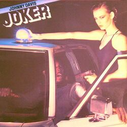 Johnny Davis - Joker - Complete LP