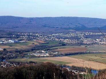 Montfaucon - Belvédère et point de vue