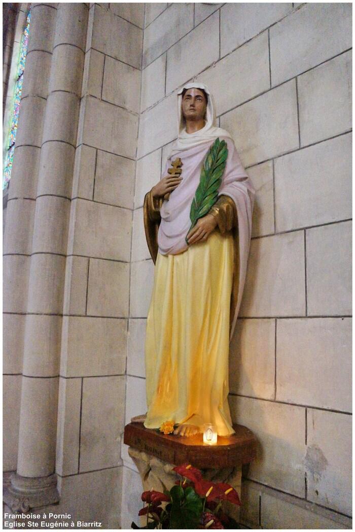 Sainte Eugénie Biarritz