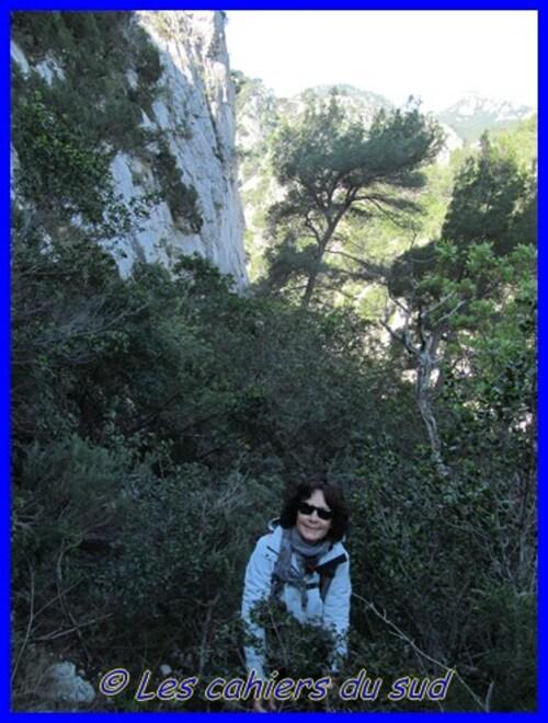 Gorges du Destel, la grotte Ferrandin