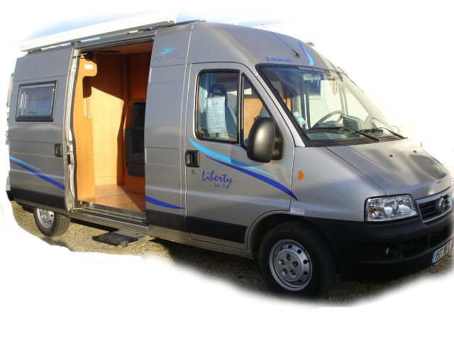 Fourgon van camping car - Van plan interieur ...