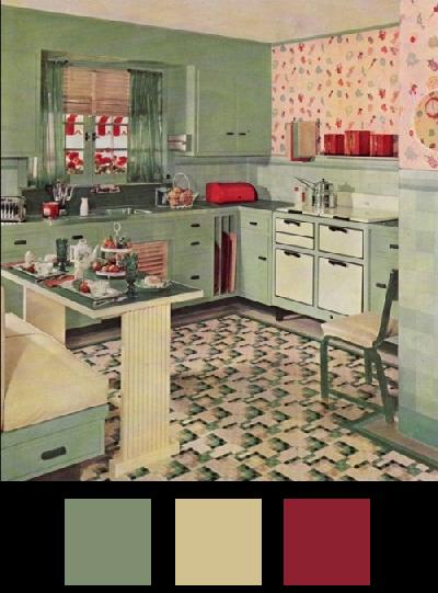 La cuisine - Nuancier 15