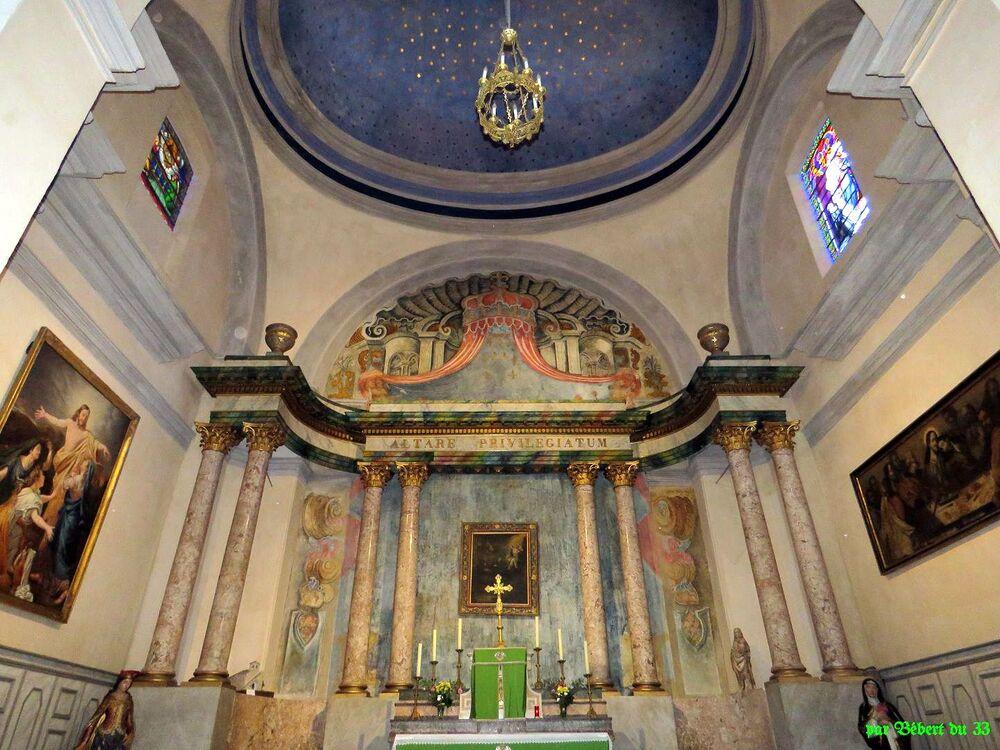 L'église de Céret - 2