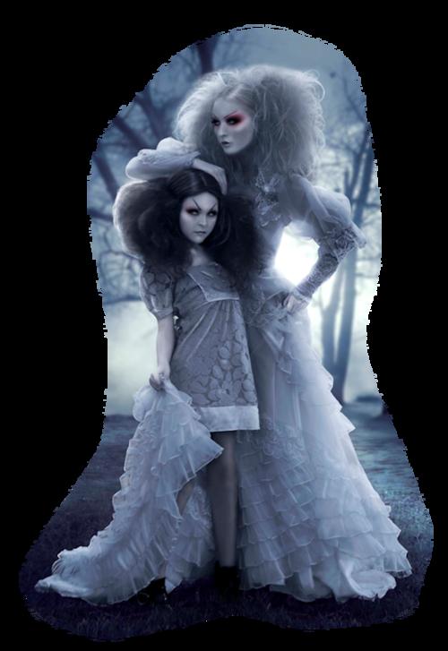 Femme gothique etc / 10