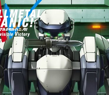 Image result for Full Metal Panic! Invisible Victory