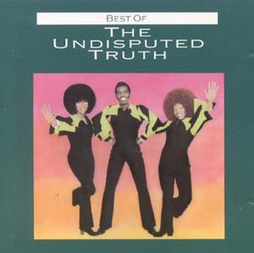 "1991 : CD "" Best Of The Undisputed Truth "" Motown Records 3746354892 [ US ]"