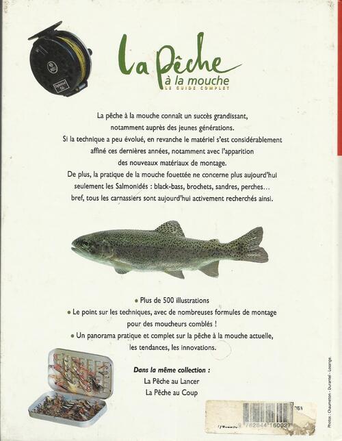 La pêche à la mouche (le guide complet)