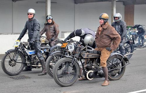 Vintage Revival Montlhéry 2015... l'extase ! (3)
