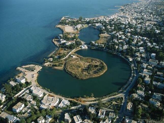 Port punique de Carthage