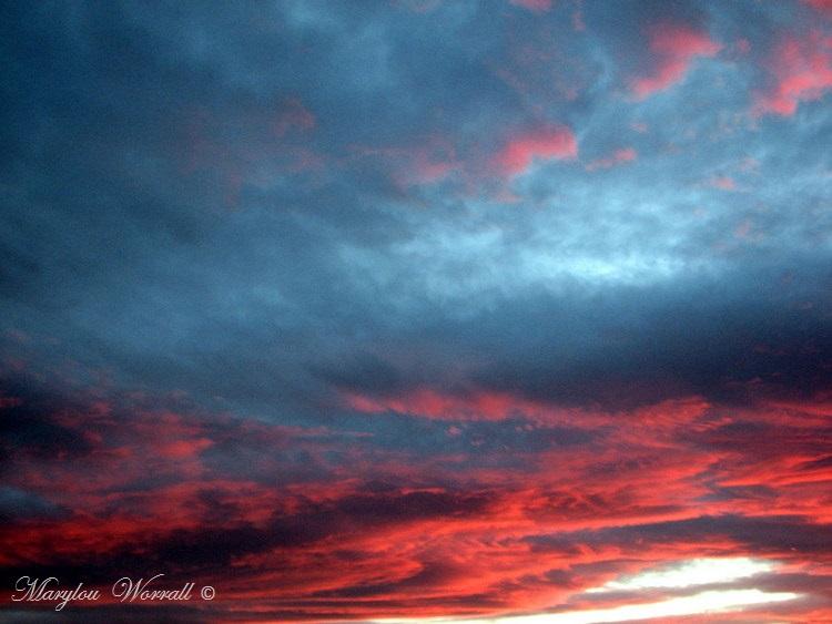 Ciel de Sointula, BC