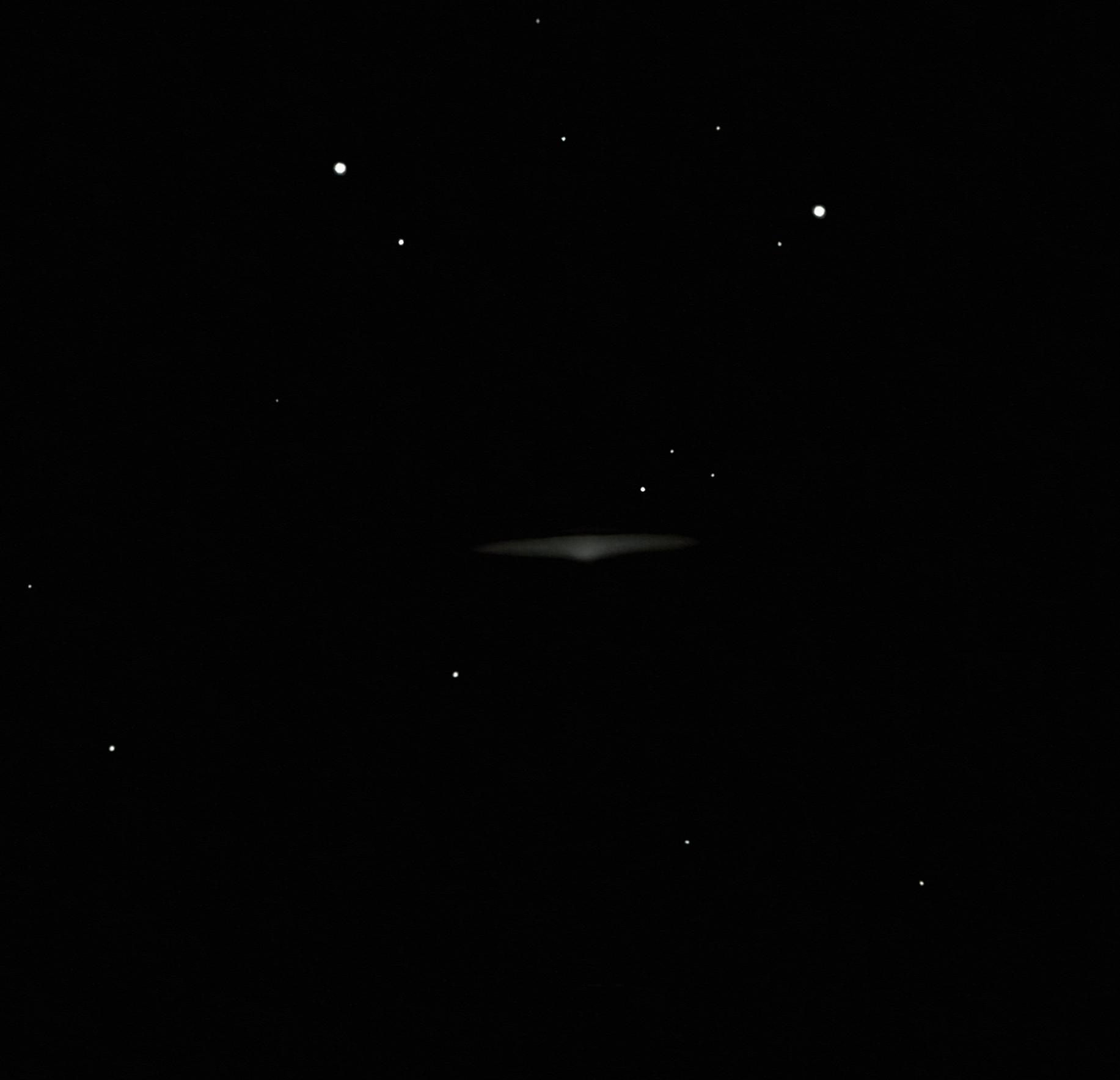 ngc1055 galaxy