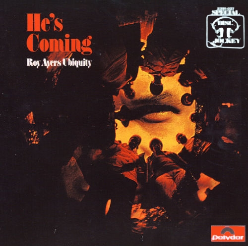 "Special Disc Jockey : Album Roy Ayers Ubiquity ‎"" He's Coming "" Polydor Records 2391 027 [ FR ]"