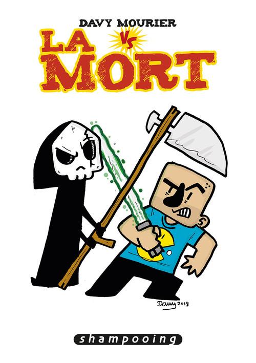 Davy Mouyrier vs la mort - Mourier