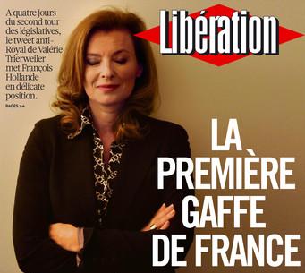 Quand François prend partie pour son ex, Valérie mord en tweetant !